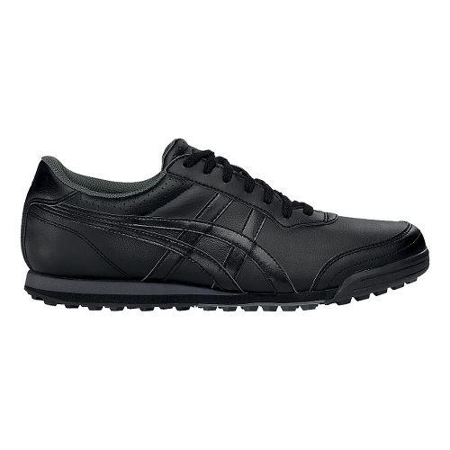 Mens ASICS GEL-Preshot-Classic 2 Track and Field Shoe - Black 7.5