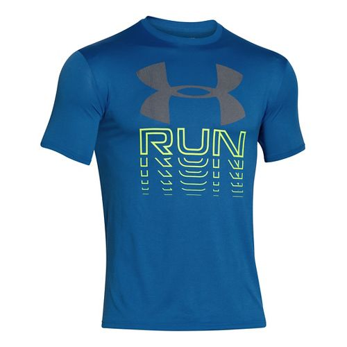 Men's Under Armour�Run Rising Graphic T