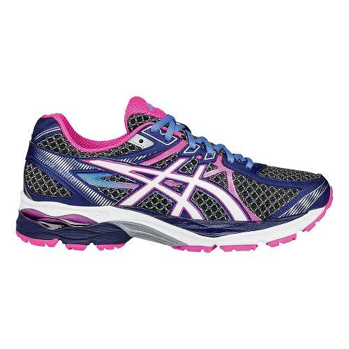 Womens ASICS GEL-Flux 3 Running Shoe - Purple/Pink 7.5