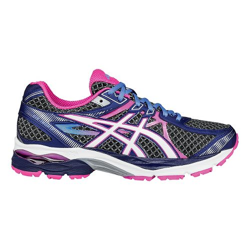 Womens ASICS GEL-Flux 3 Running Shoe - Purple/Pink 9