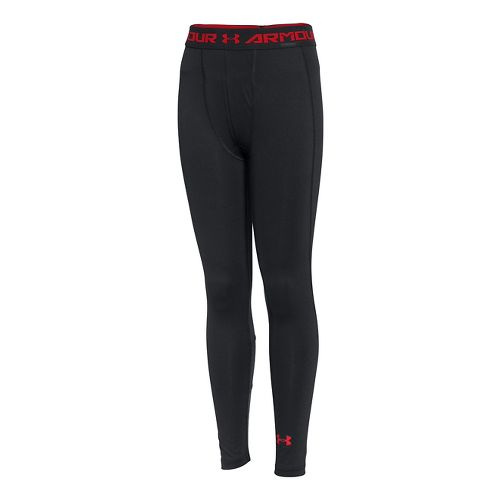 Kids Under Armour�Boys HeatGear Armour Up Fitted Legging