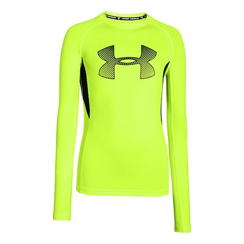 Kids Under Armour�Boys HeatGear Armour Up Fadeaway Fitted