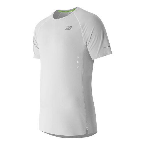 Men's New Balance�Precision Run Short Sleeve