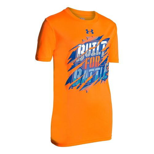 Kids Under Armour�Boys Built For Battle T