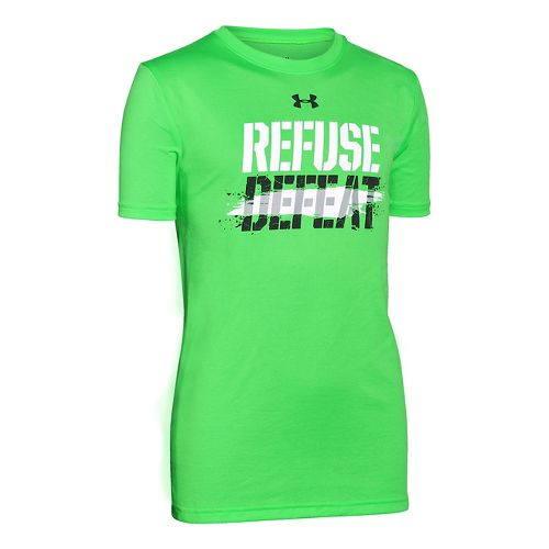 Kids Under Armour�Boys Refuse Defeat T