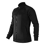 Mens New Balance Push The Future Casual Jackets