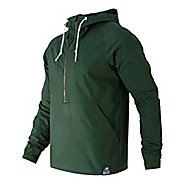 Mens New Balance Anorak Jacket Technical Tops