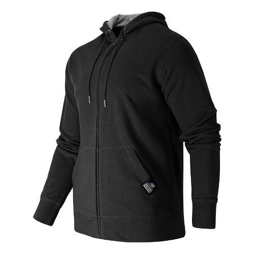 Men's New Balance�Full Zip Fleece Hood