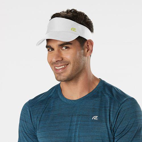 Road Runner Sports Fast Lane Visor Headwear - White