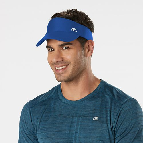 Road Runner Sports Fast Lane Visor Headwear - Cobalt