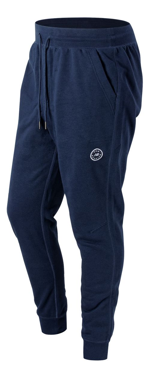 Mens New Balance Classic SweatPants - Navy M
