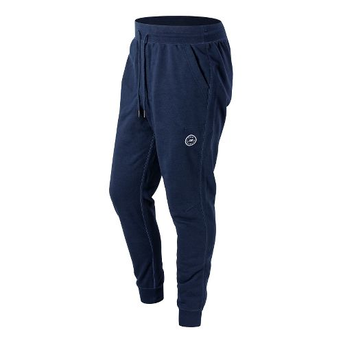 Mens New Balance Classic SweatPants - Navy XL