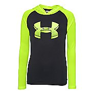 Kids Under Armour Boys Tech Prototype Hoodie & Sweatshirts Technical Tops