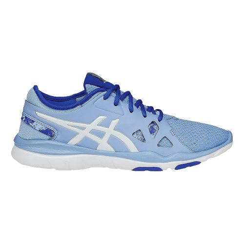 Womens ASICS Gel-Fit Nova 2 Cross Training Shoe - Blue/Purple 7.5