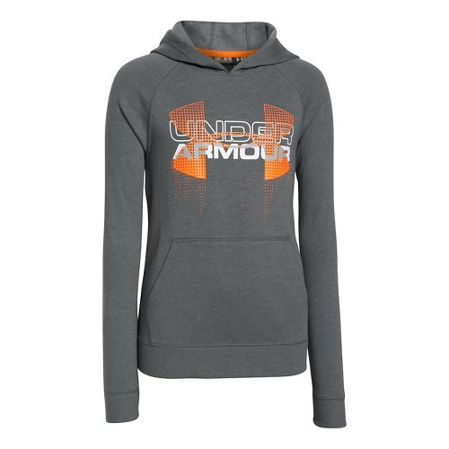 Kids Under Armour�Boys Tri-Blend Fleece Hoody