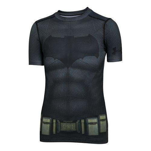 Kids Under Armour�Boys Batman Suit SS