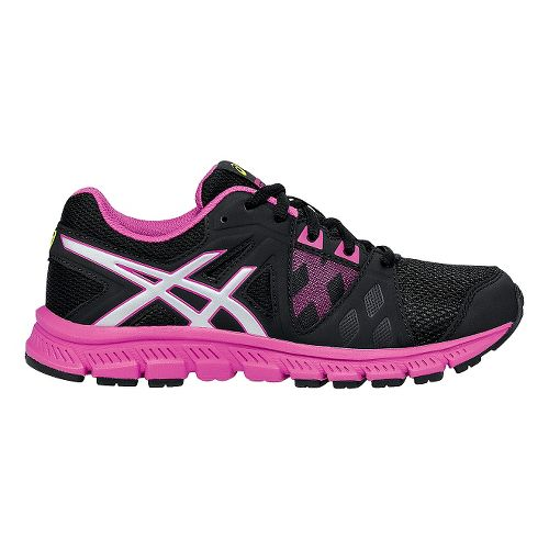Kids ASICS GEL- Craze TR 3 Cross Training Shoe - Black/Berry 2Y