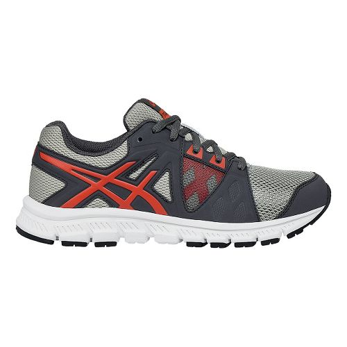 Kids ASICS GEL- Craze TR 3 Cross Training Shoe - Grey/Orange 1.5Y