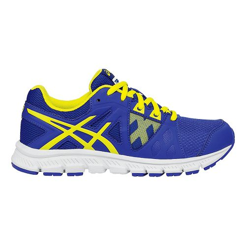 Kids ASICS GEL- Craze TR 3 Cross Training Shoe - Blue/Yellow 5.5Y