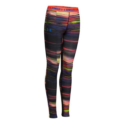 Kids Under Armour�Girls Printed Armour Legging