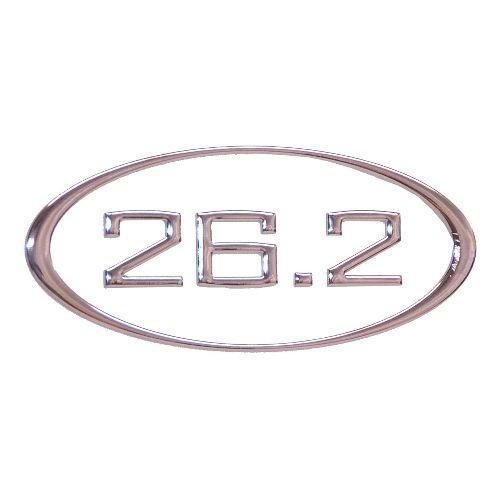 Glyphix Icons�26.2 3D Chrome Emblem