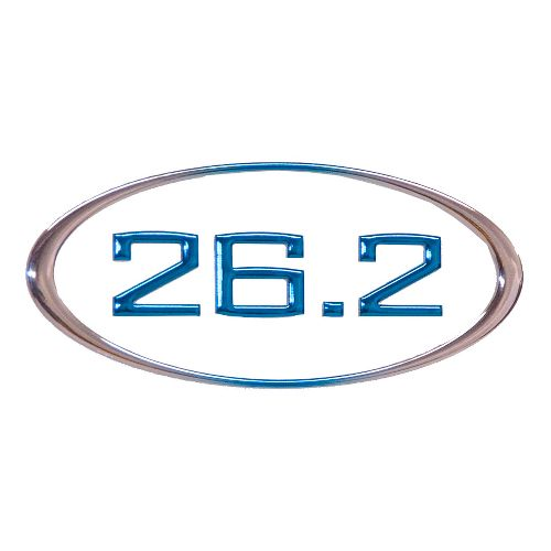 Glyphix Icons�26.2 3D Chrome Emblem