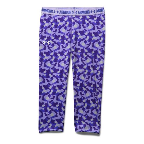 Kids Under Armour�Girls Printed Armour Capri