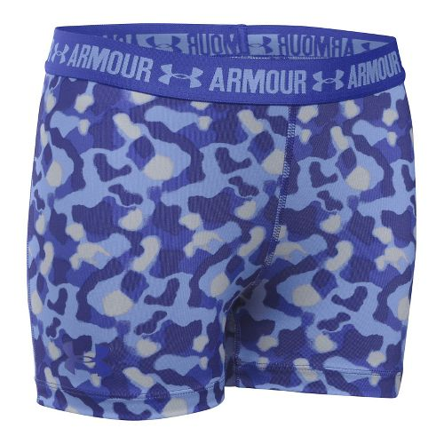 Kids Under Armour�Girls 3'' Printed Armour Shorty