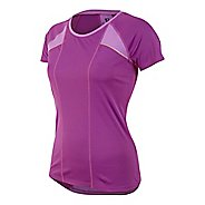 Womens Pearl Izumi Pursuit Short Sleeve Technical Tops