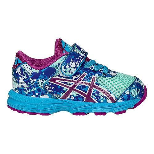 Kids ASICS Noosa Tri 11 Running Shoe - Mint/Berry 7C