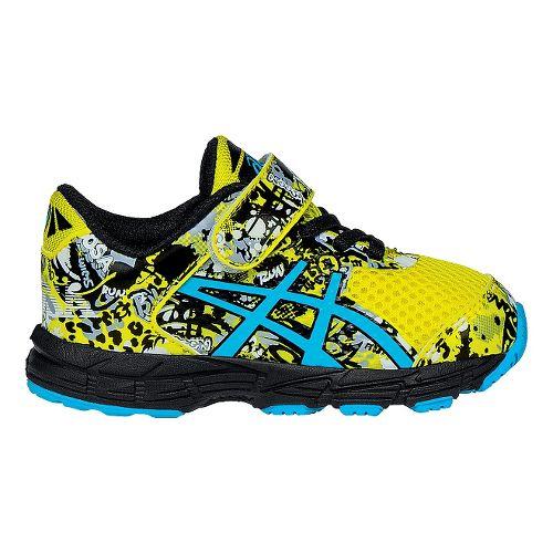 Kids ASICS Noosa Tri 11 Running Shoe - Yellow/Blue 9C