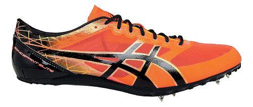 ASICS SonicSprint Elite Track and Field Shoe - Coral/Black 10.5
