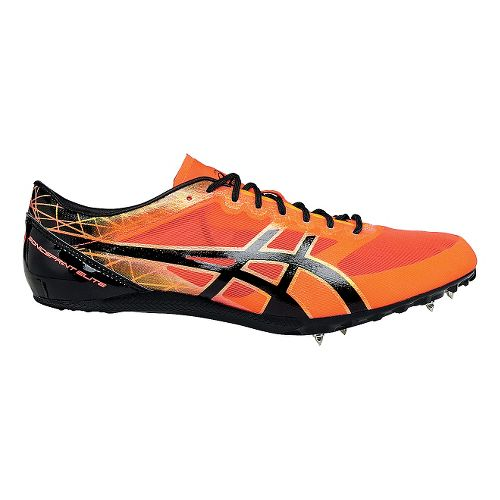 ASICS SonicSprint Elite Track and Field Shoe - Coral/Black 10.5
