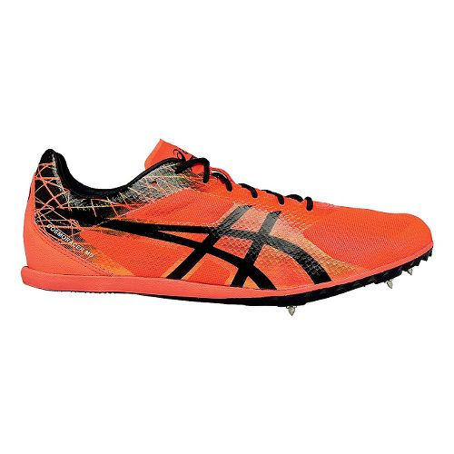 ASICS CosmoRacer MD Track and Field Shoe - Coral/Black 8.5