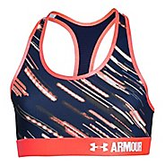 Kids Under Armour Girls Novelty Armour Sports Bras