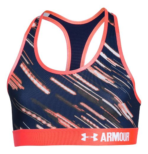 Under Armour Novelty Sports Bras - Navy Magic YL