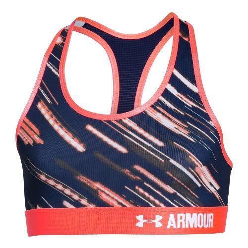 Under Armour Novelty Sports Bras - Navy Magic YXL