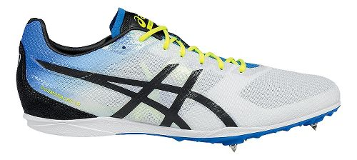ASICS CosmoRacer LD Track and Field Shoe - White/Blue 10.5