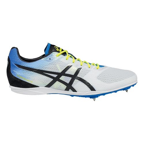 ASICS CosmoRacer LD Track and Field Shoe - White/Blue 9.5