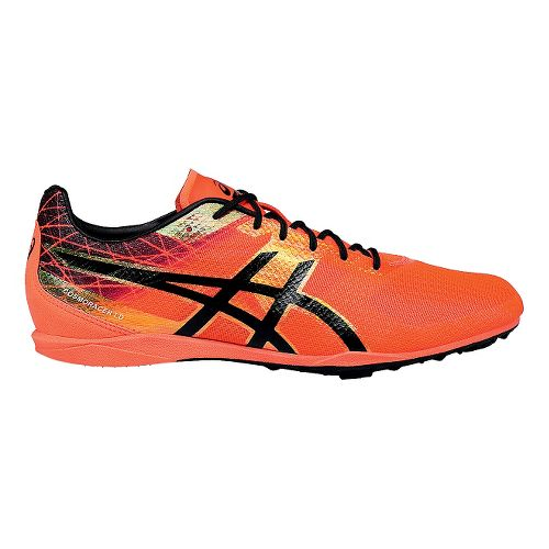 ASICS CosmoRacer LD Track and Field Shoe - Coral/Black 7.5