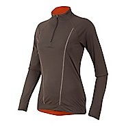 Womens Pearl Izumi Pursuit Long Sleeve Technical Tops