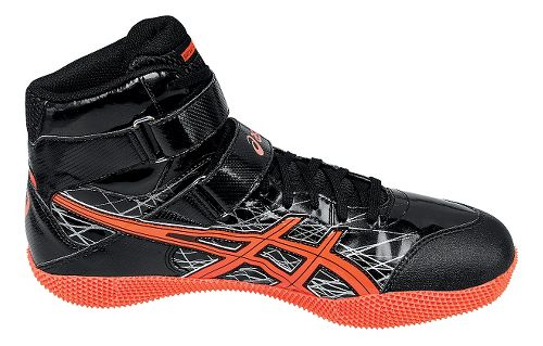 ASICS Javelin Pro Track and Field Shoe - Black/Coral 7