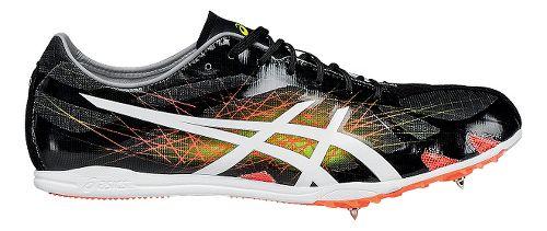 ASICS Gunlap Track and Field Shoe - Black/White 11.5