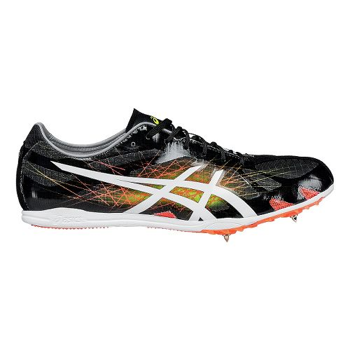 ASICS Gunlap Track and Field Shoe - Black/White 10.5