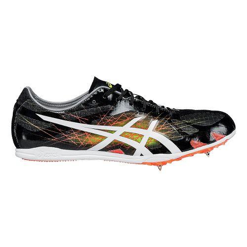 ASICS Gunlap Track and Field Shoe - Black/White 6