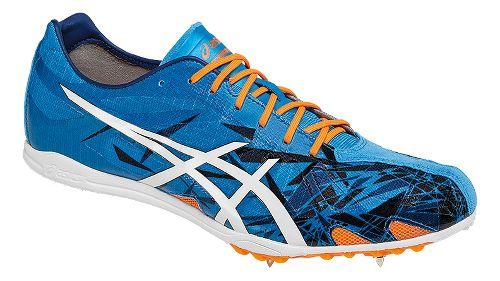 ASICS Gunlap Track and Field Shoe - Blue/Orange 9