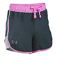 Under Armour Girls Fast Lane Unlined Shorts