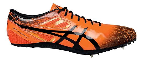 ASICS SonicSprint Track and Field Shoe - Coral/Black 9