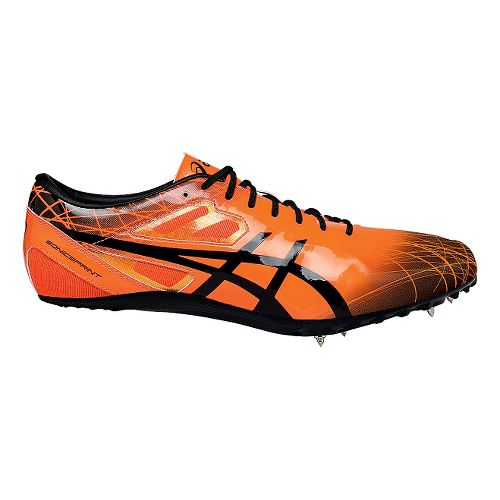 ASICS SonicSprint Track and Field Shoe - Coral/Black 8.5