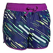 Under Armour Girls Fast Lane Novelty Unlined Shorts